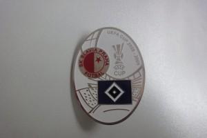 UEFA Cup 2008-2009 Gruppenphase Slavia Prag - HSV