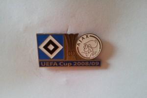UEFA Cup 2008-2009 HSV-Ajax Amsterdam (2)