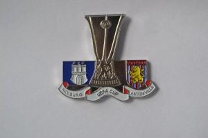 UEFA Cup 2008-2009 HSV-Aston Villa 2