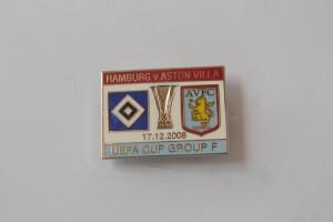 UEFA Cup 2008-2009 HSV-Aston Villa 3