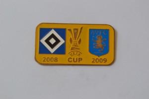 UEFA Cup 2008-2009 HSV-Aston Villa 4