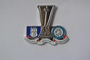 UEFA Cup 2008-2009 HSV-FC Unirea Urziceni