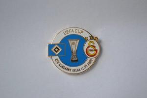 UEFA Cup 2008-2009 HSV-Galatasaray Istanbul