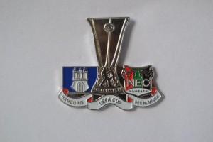 UEFA Cup 2008-2009 HSV-NEC Nijmegen (2)