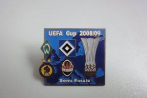 UEFA Cup 2008-2009 Halbfinale Begegnungen