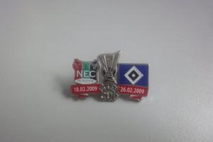 UEFA Cup 2008-2009 NEC Nijmegen - HSV