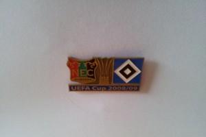 UEFA Cup 2008-2009 NEC Nijmegen-HSV