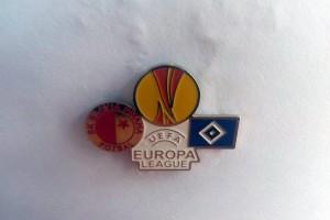 UEFA Cup 2008-2009 Slavia Prag - HSV (2)