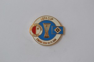 UEFA Cup 2008-2009 Slavia Prag-HSV 2