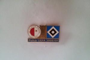 UEFA Cup 2008-2009 Slavia Prag-HSV (3)