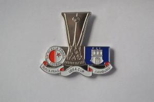 UEFA Cup 2008-2009 Slavia Prag-HSV