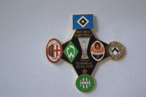 UEFA Cup 2008-2009 Weg zum Finale