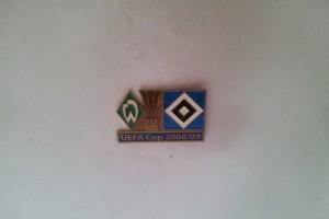 UEFA Cup 2008-2009 Werder Bremen-HSV