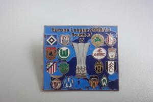 UEFA Europa League 2009-2010 Achtelfinale Begegnungen