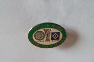 UEFA Europa League 2009-2010 Celtic Glasgow - HSV 4