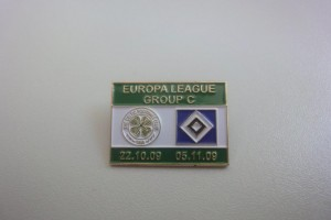 UEFA Europa League 2009-2010 Celtic Glasgow - HSV