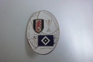 Europa League 2009-2010 Halbfinale FC Fulham - HSV
