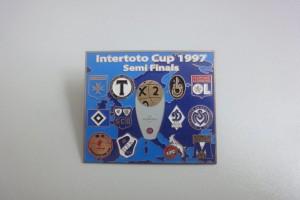 UEFA Intertoto Cup 1997 Halbfinale Begegnungen