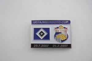 UEFA Intertoto Cup 2007 HSV-Dacia Chisinau