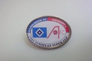 UEFA Super Cup 1983 HSV - Aberdeen