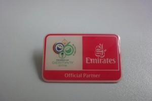 WM 2006 Sponsor Emirates