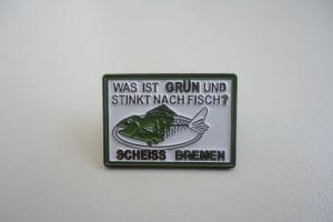 Was ist grün und stinkt nach Fisch - Werder Bremen