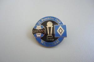 Weltpokal 1983 Gremio - HSV