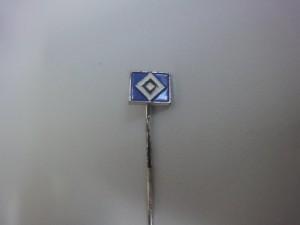 kleine HSV Raute - Anstecknadel