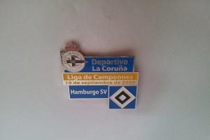 Champions League 2000-2001 Deportivo La Coruna-HSV (2)