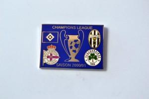 Champions League 2000-2001 Gruppe E