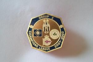 Champions League 2001-2002 Gruppe E