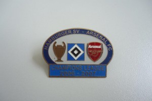 Champions League 2006-2007 HSV-Arsenal
