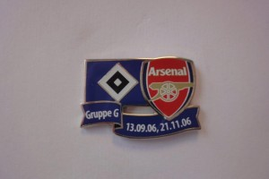 Champions League 2006-2007 HSV-Arsenal London (2)