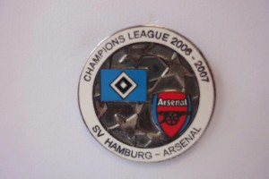 Champions League 2006-2007 HSV-Arsenal London (3)