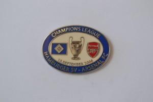 Champions League 2006-2007 HSV-Arsenal London
