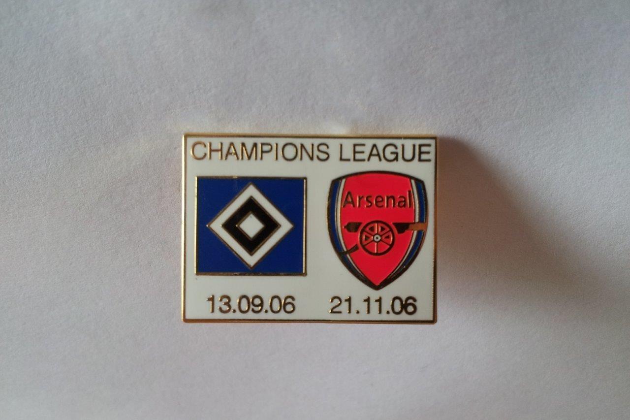 hsv champions league 2006