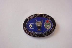 Champions League 2006-2007 HSV-ZSKA Moskau (2)