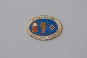 Europapokal 1980 Nottingham Forest-HSV