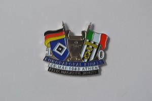 Europapokal 1983 HSV-Juventus Turin (2)