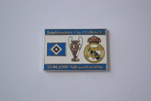 Europapokal der Landesmeister 1980 HSV-Real Madrid