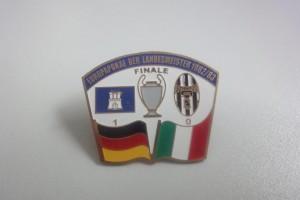 Europapokal der Landesmeister 1982-1983 HSV - Juventus Turin