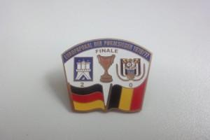 Europapokal der Pokalsieger Finale 1976-1977 HSV - RSC Anderlecht