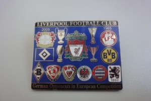 FC Liverpool - Deutsche Gegner im Europapokal