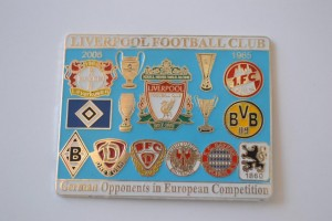 FC Liverpool German Opponents in European Competitions