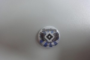 HSV Button - Kämpfen und Siegen