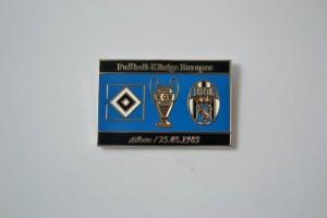 HSV Fußballkönige Europas 1983