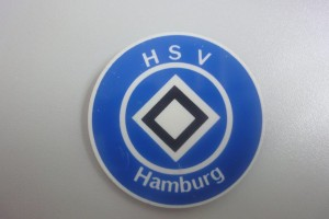 HSV Hamburg Button