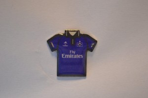 HSV Shirt Fly Emirates