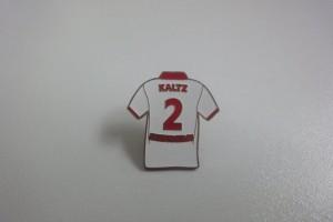HSV Trikot Heim Manfred Kaltz