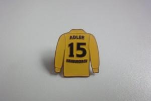 HSV Trikot Torwart Rene Adler gelb